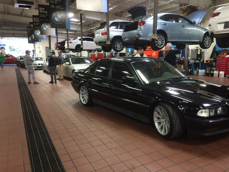 tech session at the dealer april 9th 2016. Cars Review. Best American Auto & Cars Review